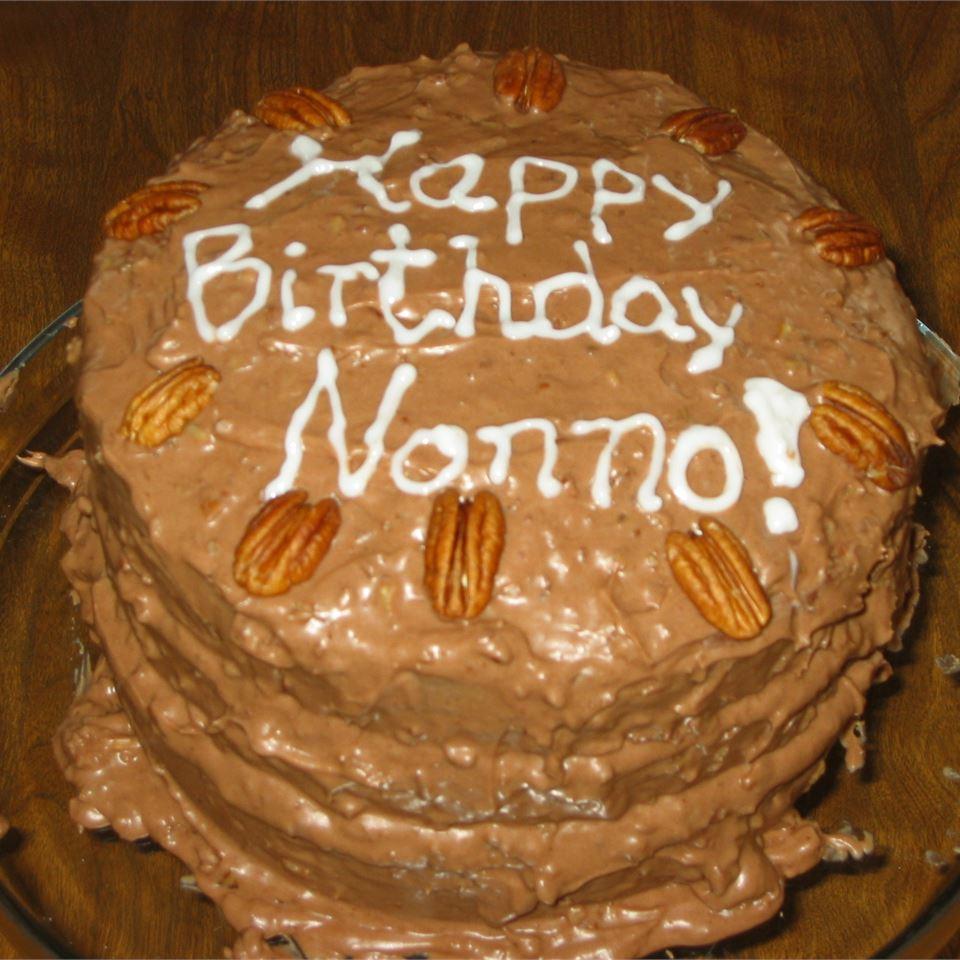 Chocolate Italian Cream Cake VANMAN