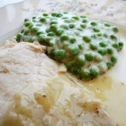 Cream Peas