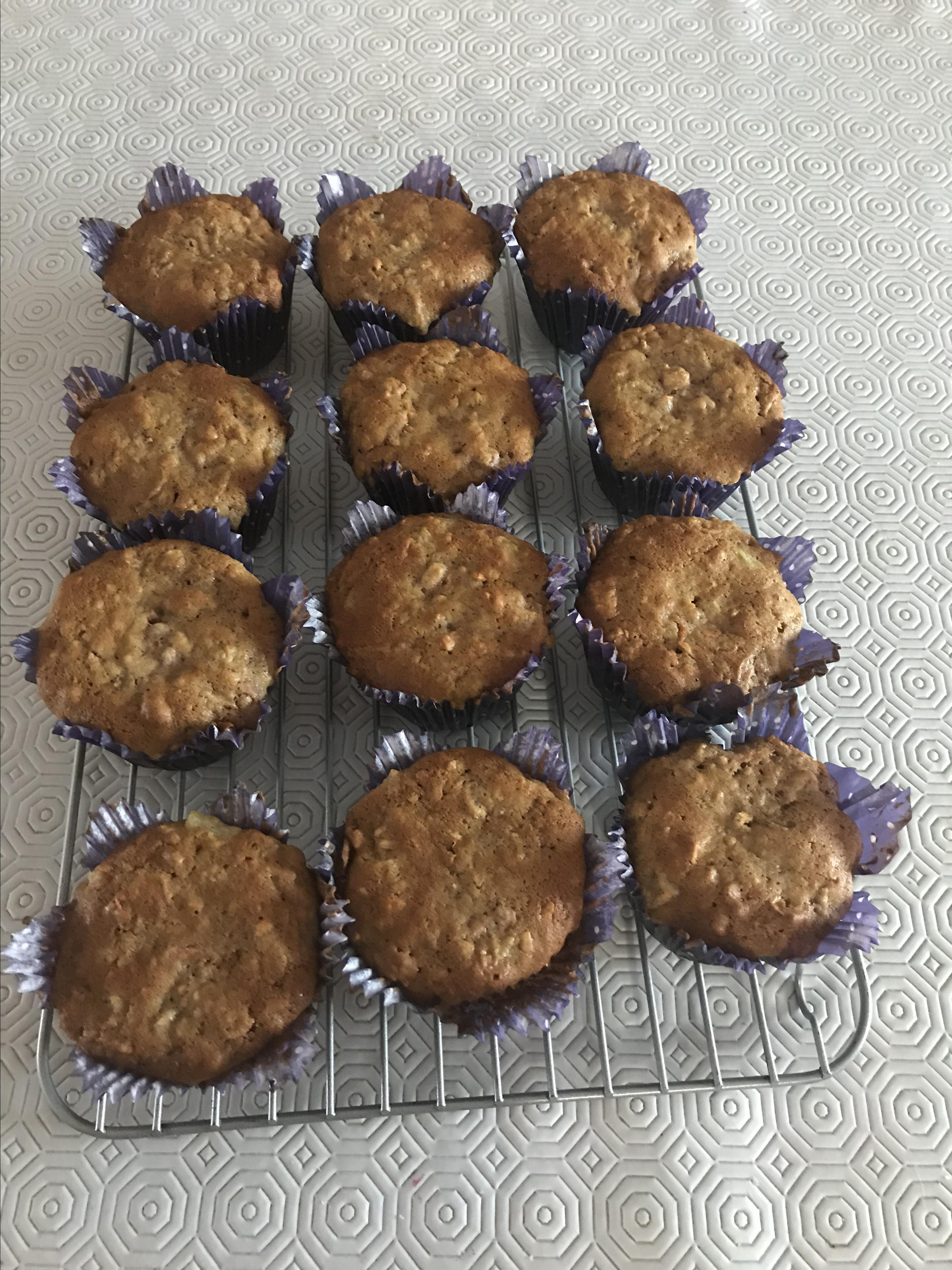 Easy Morning Glory Muffins Phil