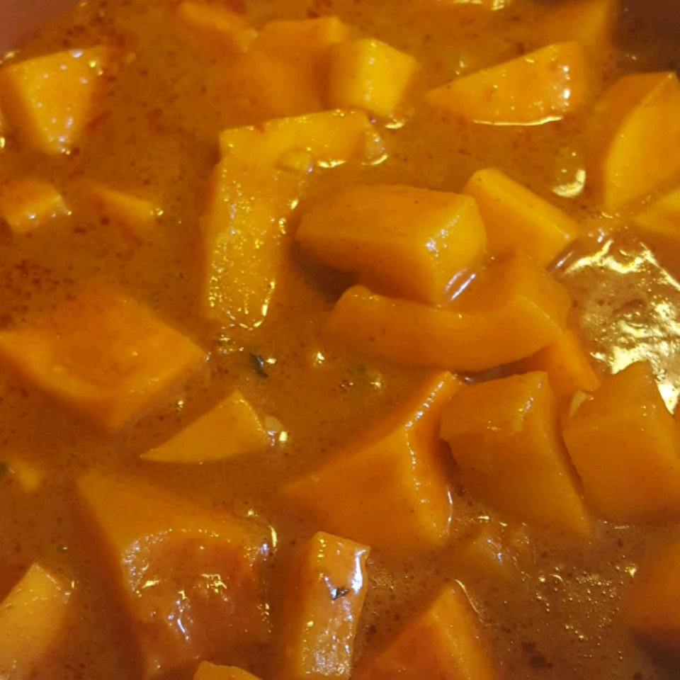 Red Curry Butternut Squash helperout