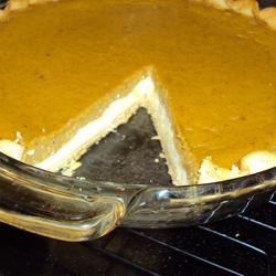 Paradise Pumpkin Pie I KRAFT~D~KIRK