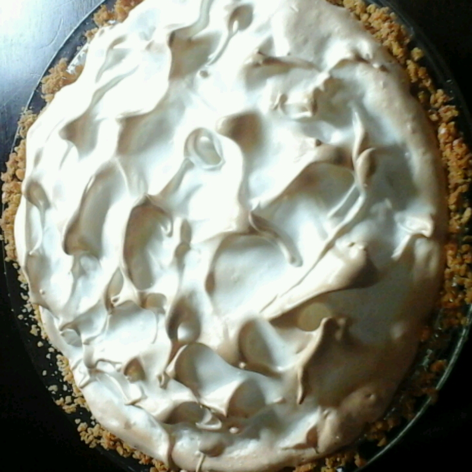 My Mom's Lemon Meringue Pie Bella Sanford