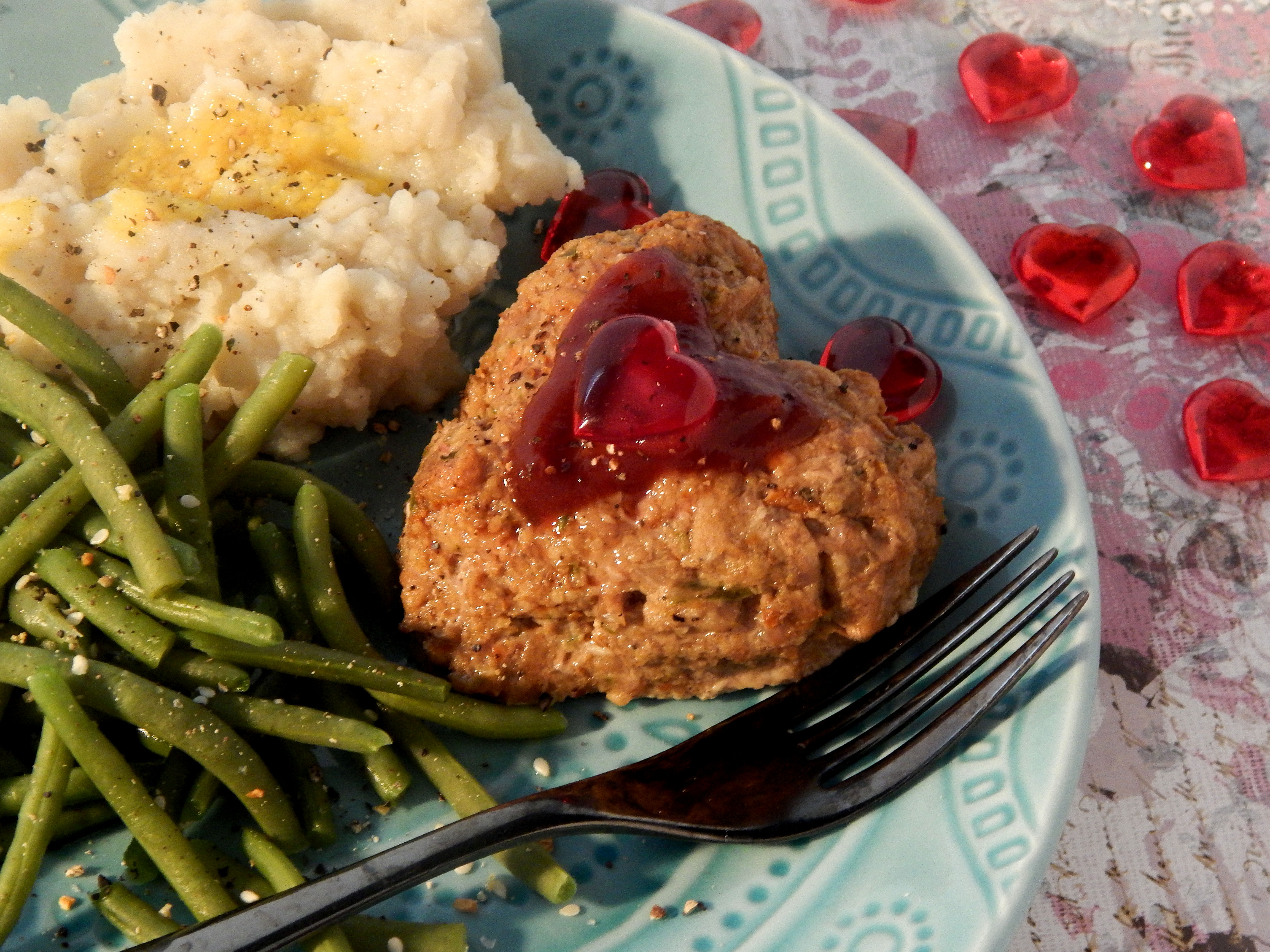 Japanese-Style Meatloaf