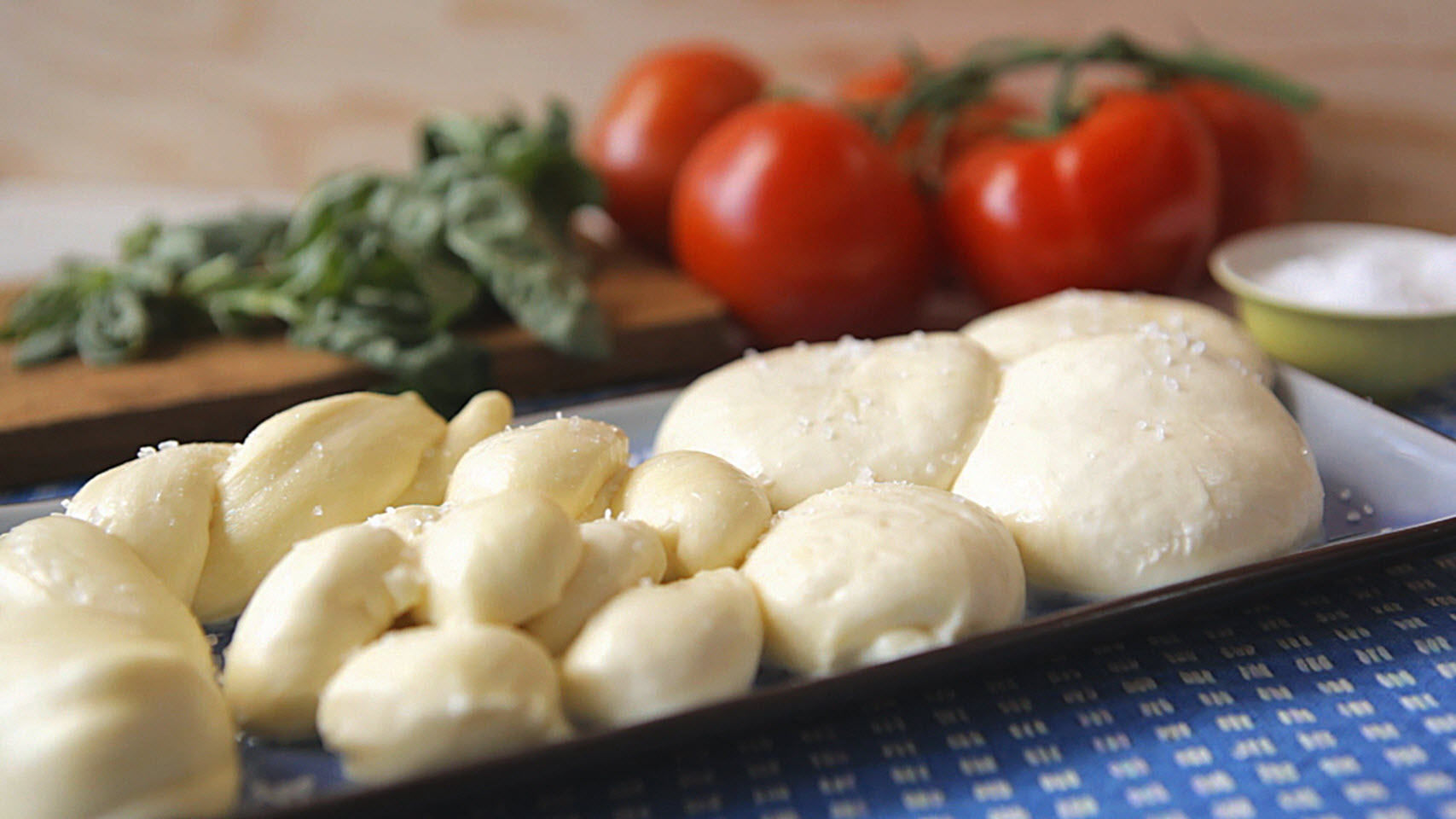Homemade Mozzarella Cheese Recipe Allrecipes