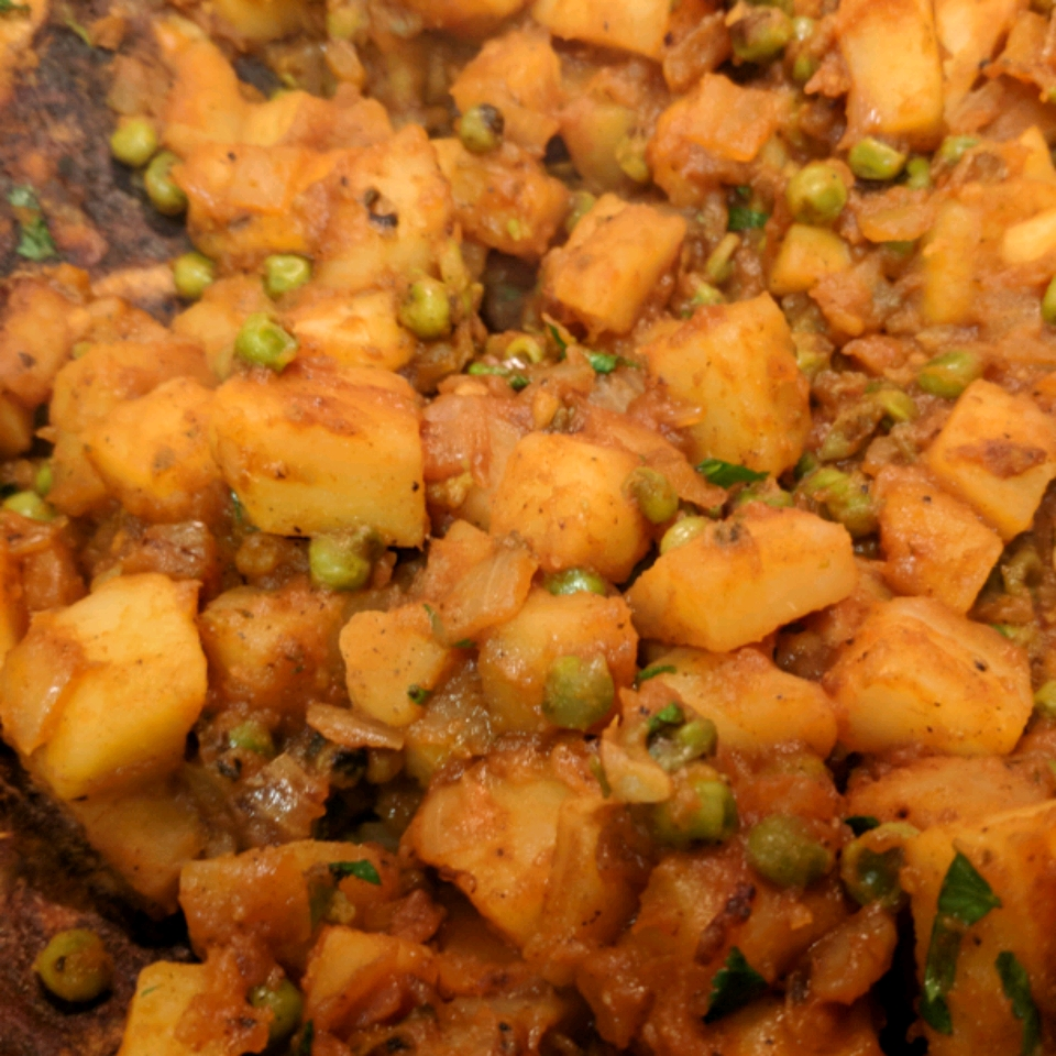 Aloo Matar Recipe Allrecipes