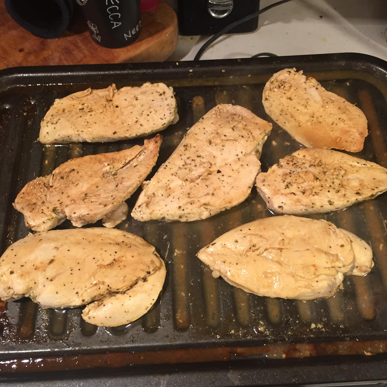 Lemon Herb Grilled Chicken Scott Mumford