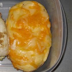 Alfredo Potatoes MmmGood