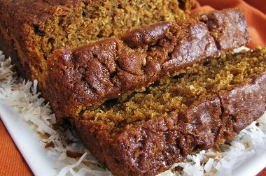 Coconut Pumpkin Nut Bread Recipe Allrecipes