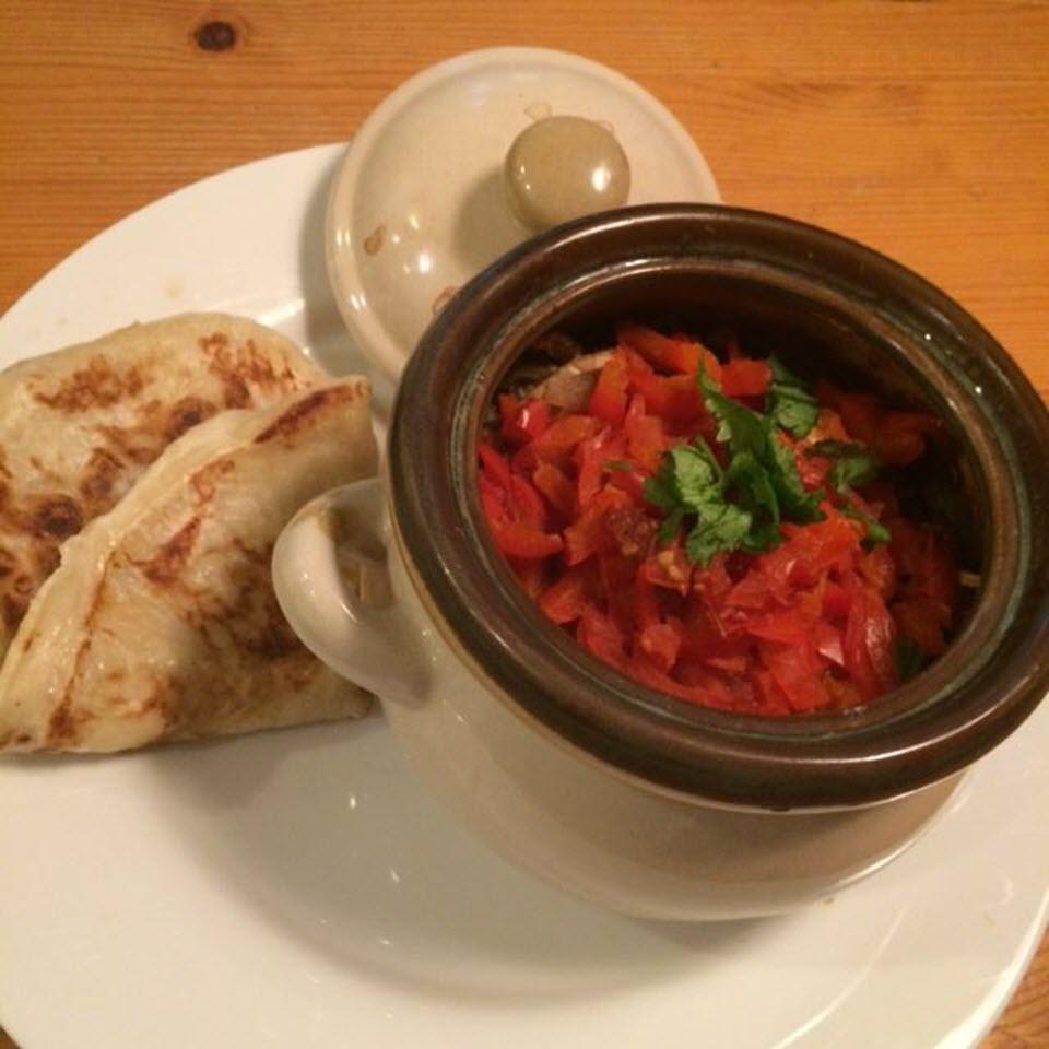 Chanakhi (Georgian Lamb Stew)