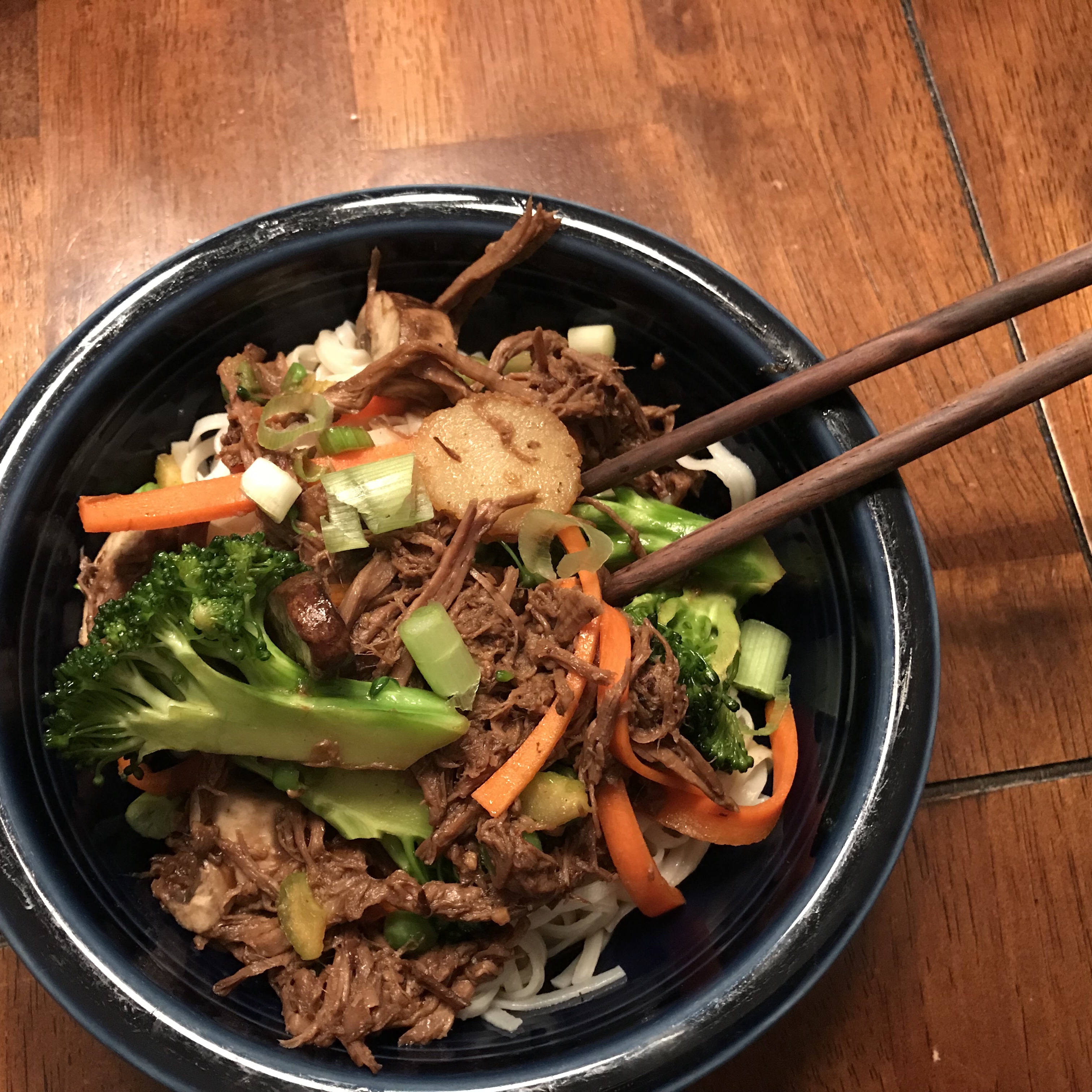 Slow Cooker Lo Mein Ceci Miller