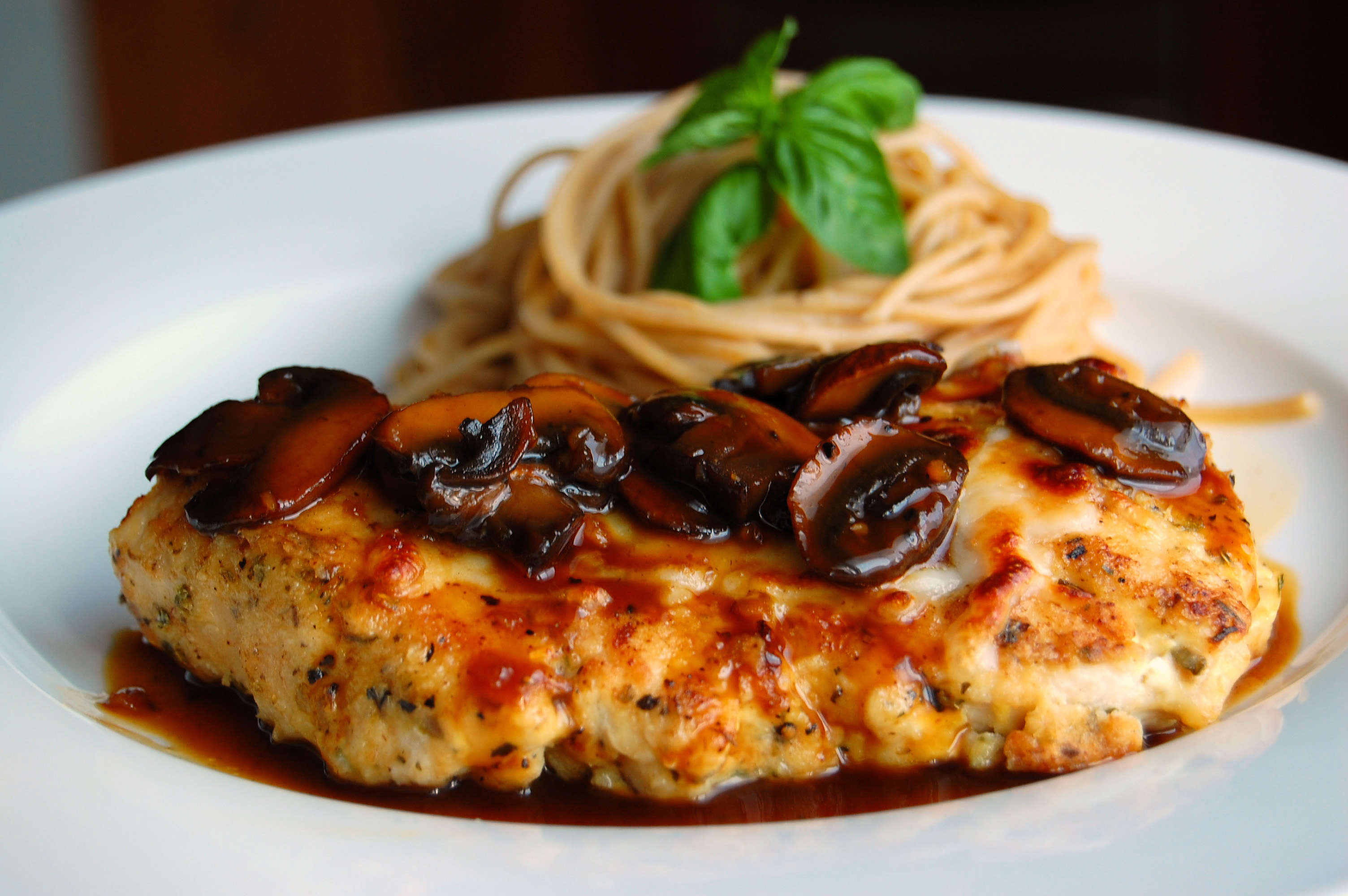 Chicken Marsala