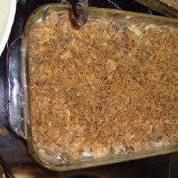 Crunchy Green Bean Casserole Anderswin