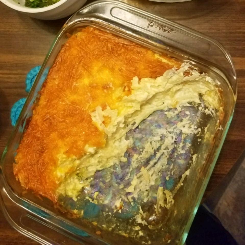 Cheesy Potatoes II