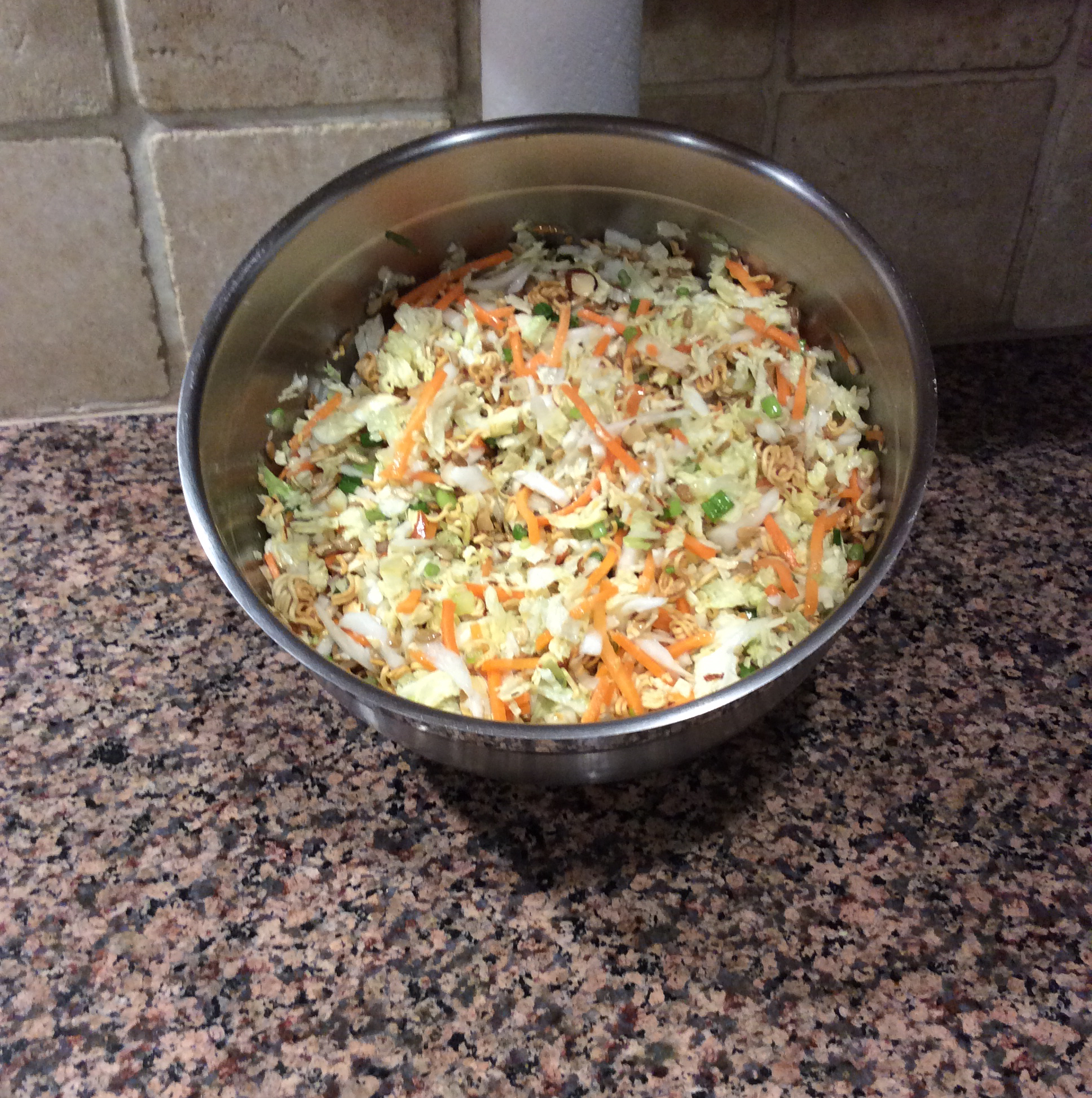 Million Dollar  Chinese Cabbage Salad Specialsheryl18@gmail.com