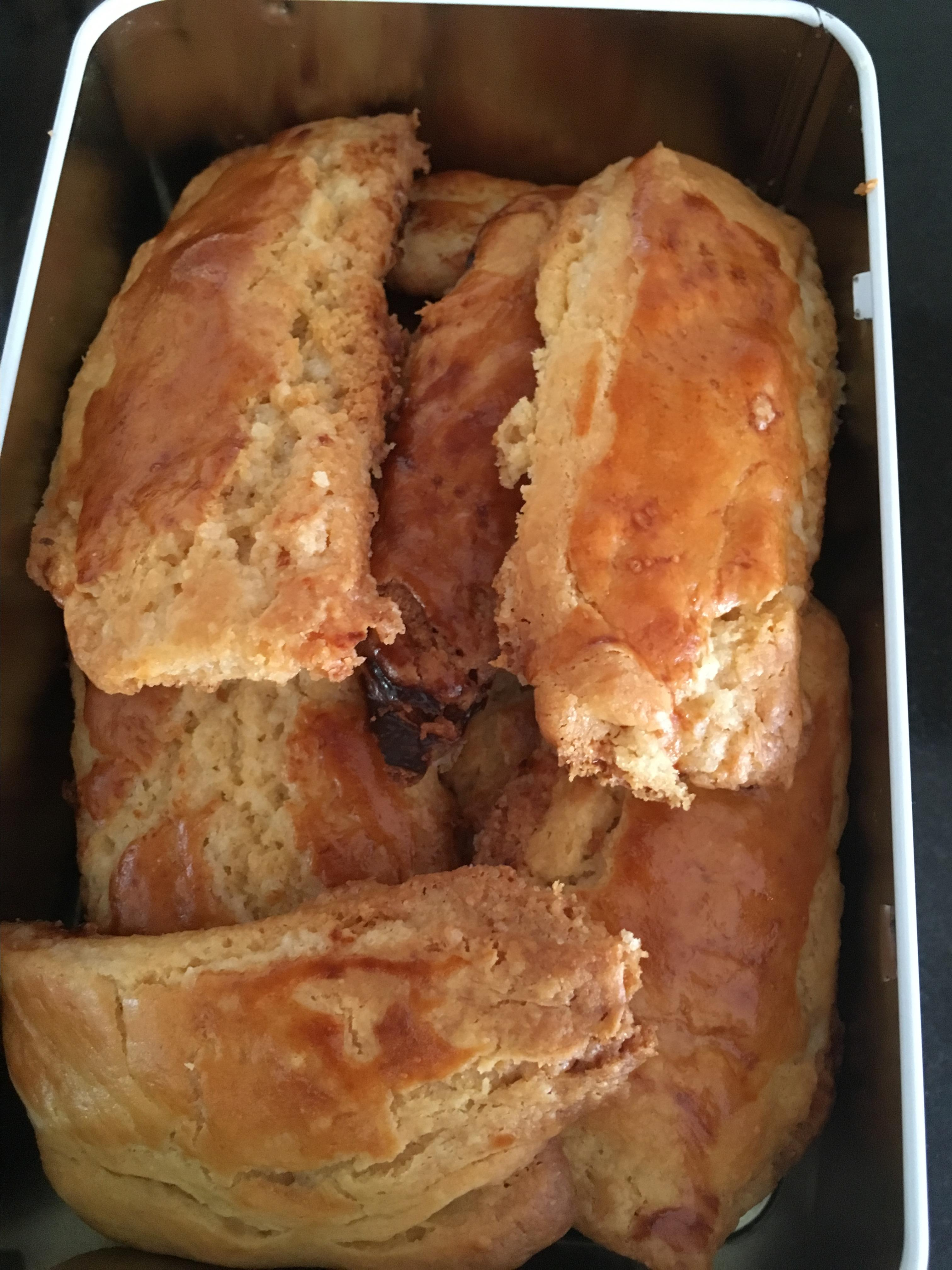 Nazook (Sweet Persian Pastry)