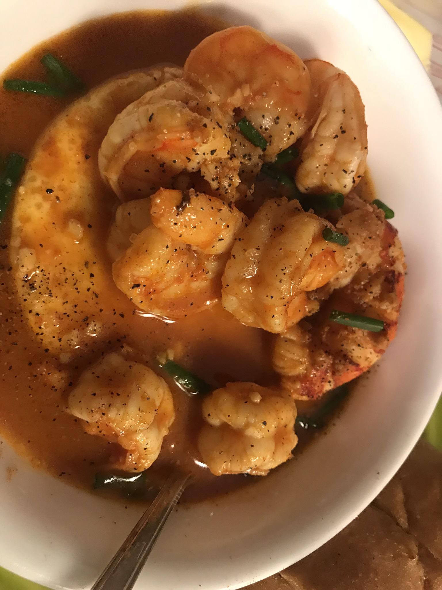 Chef John's Deviled Shrimp Ragu Alise