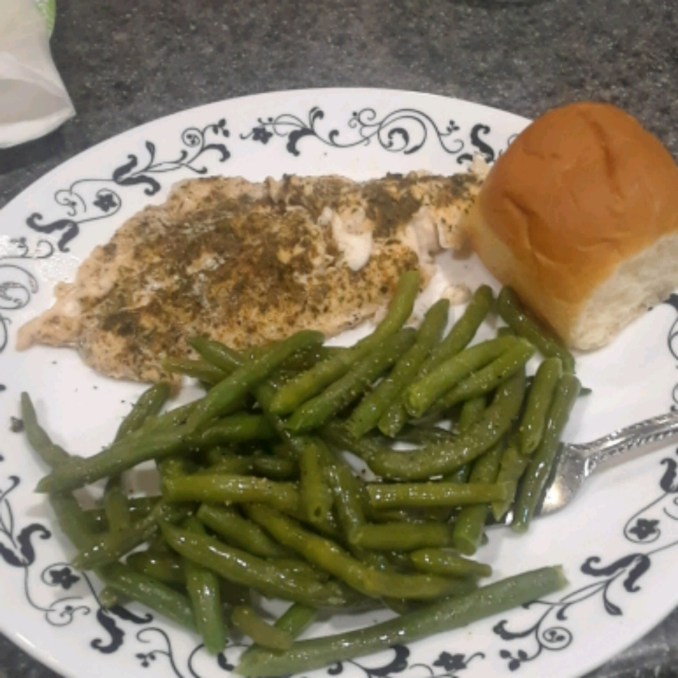 Herb Baked Catfish