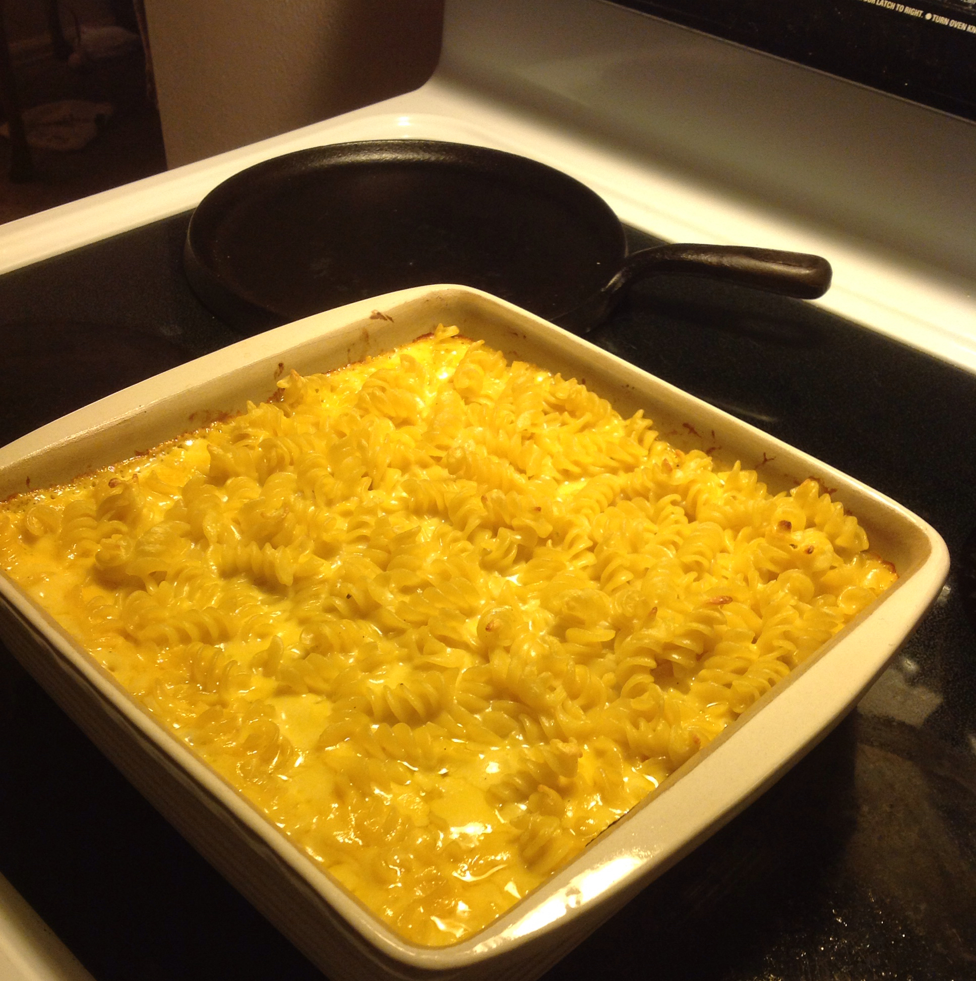 Mac and Cheese Henwood Style