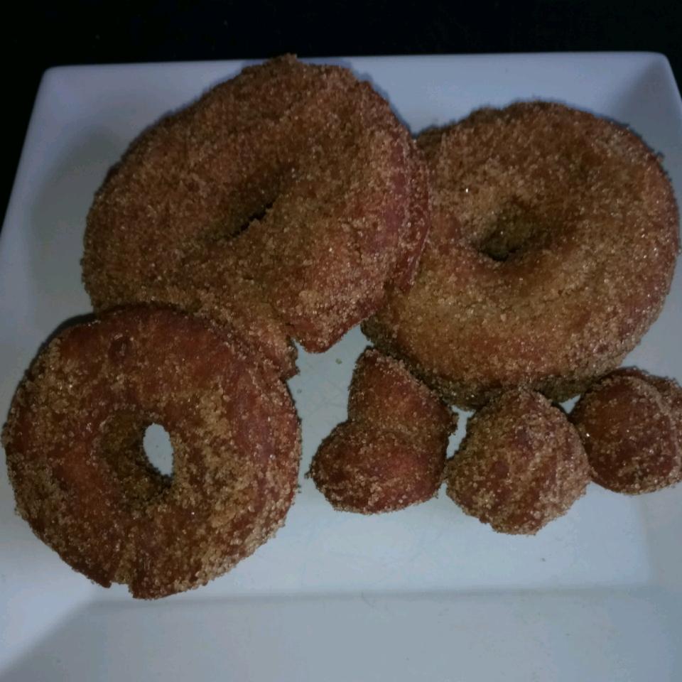 Apple Cider Doughnuts Chuck Oldaker