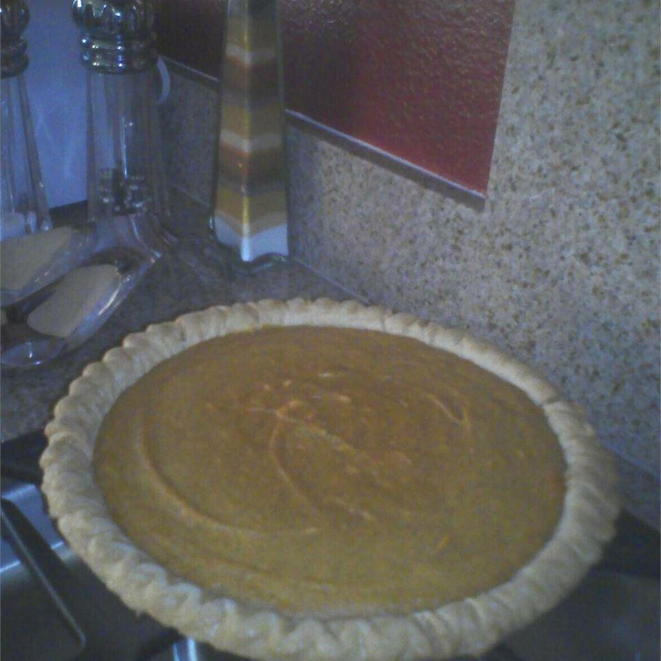 Sweet Potato Pie I Chef47