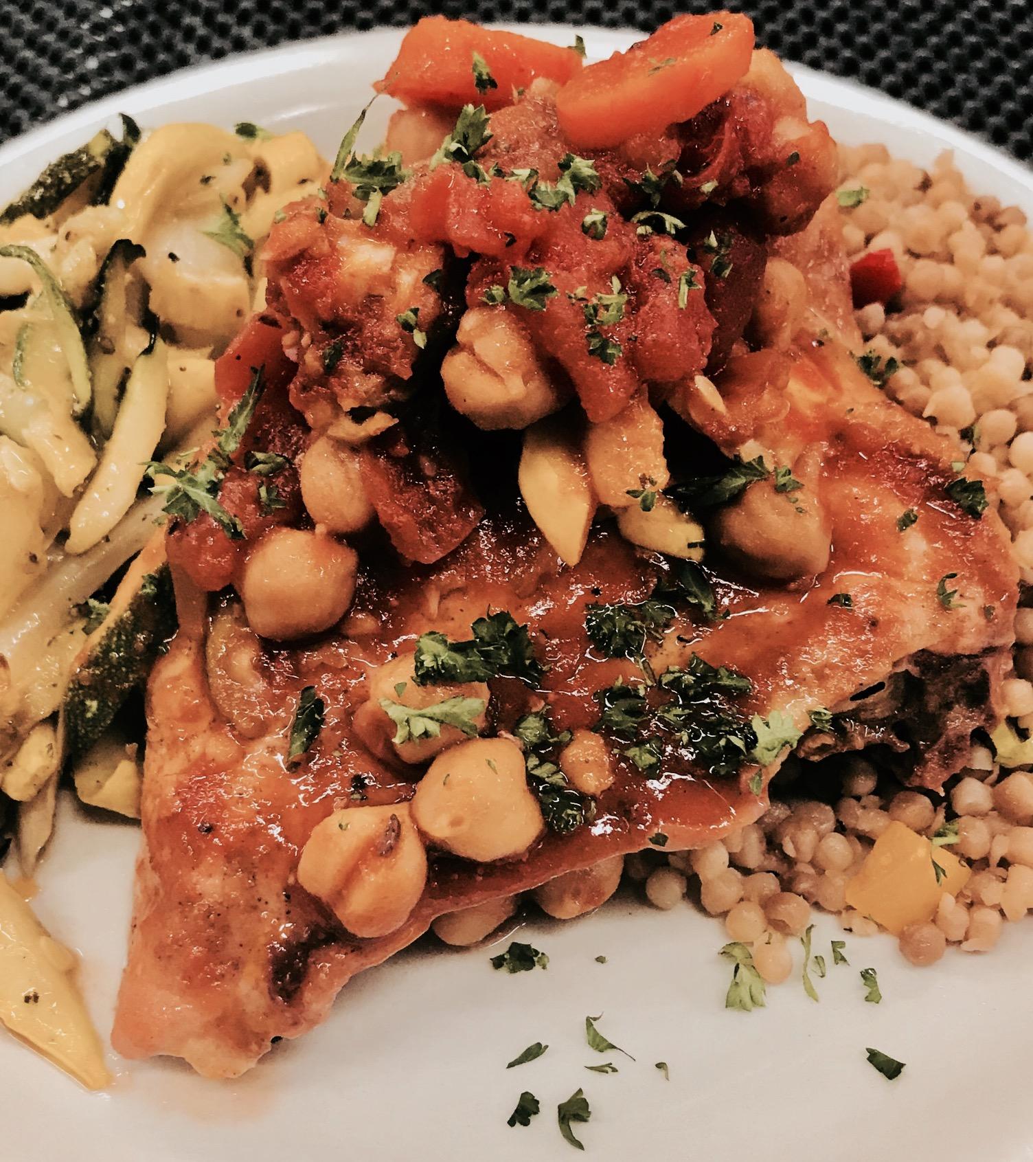 Moroccan Chicken dgomez
