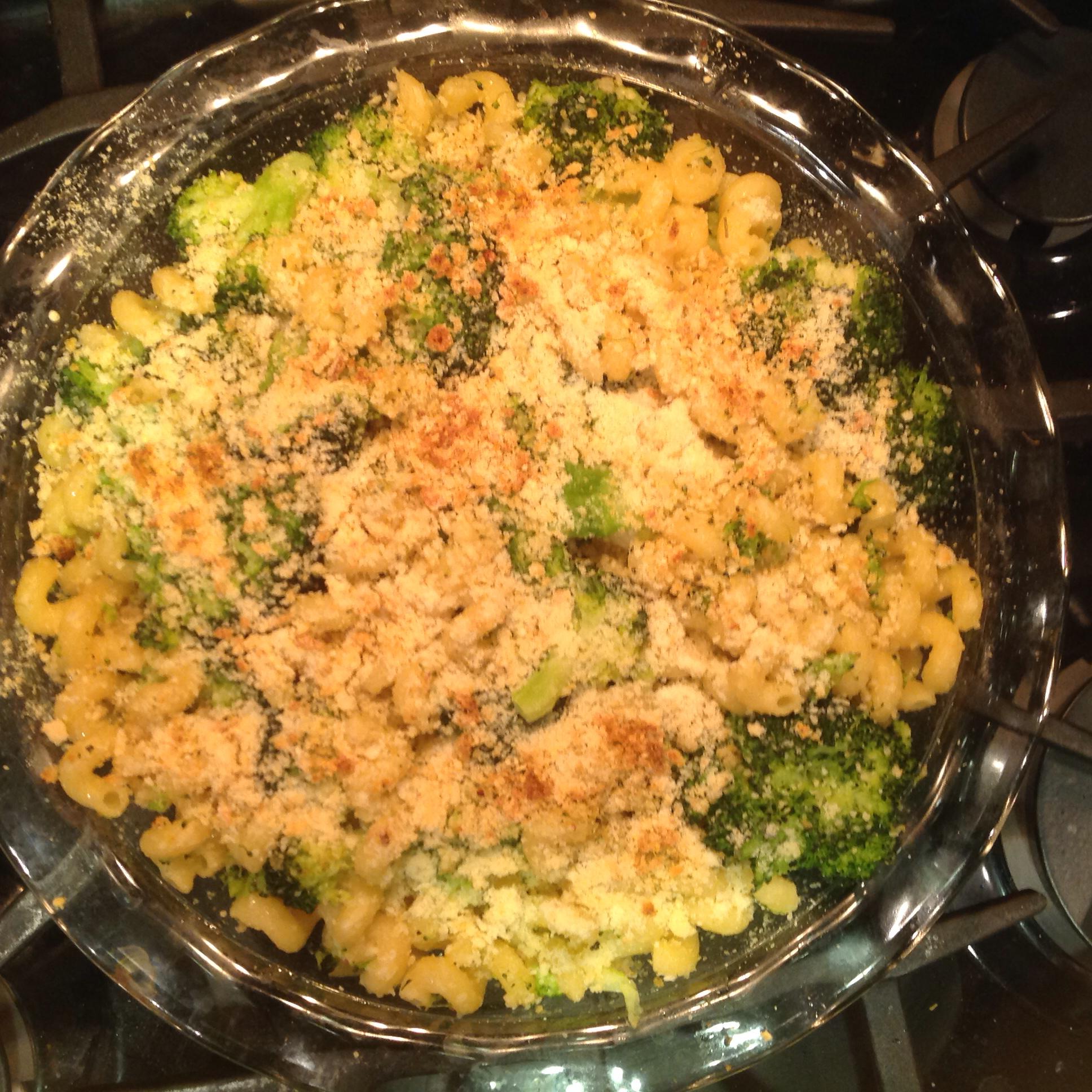 Orecchiette and Broccoli Crisp Lisa M.