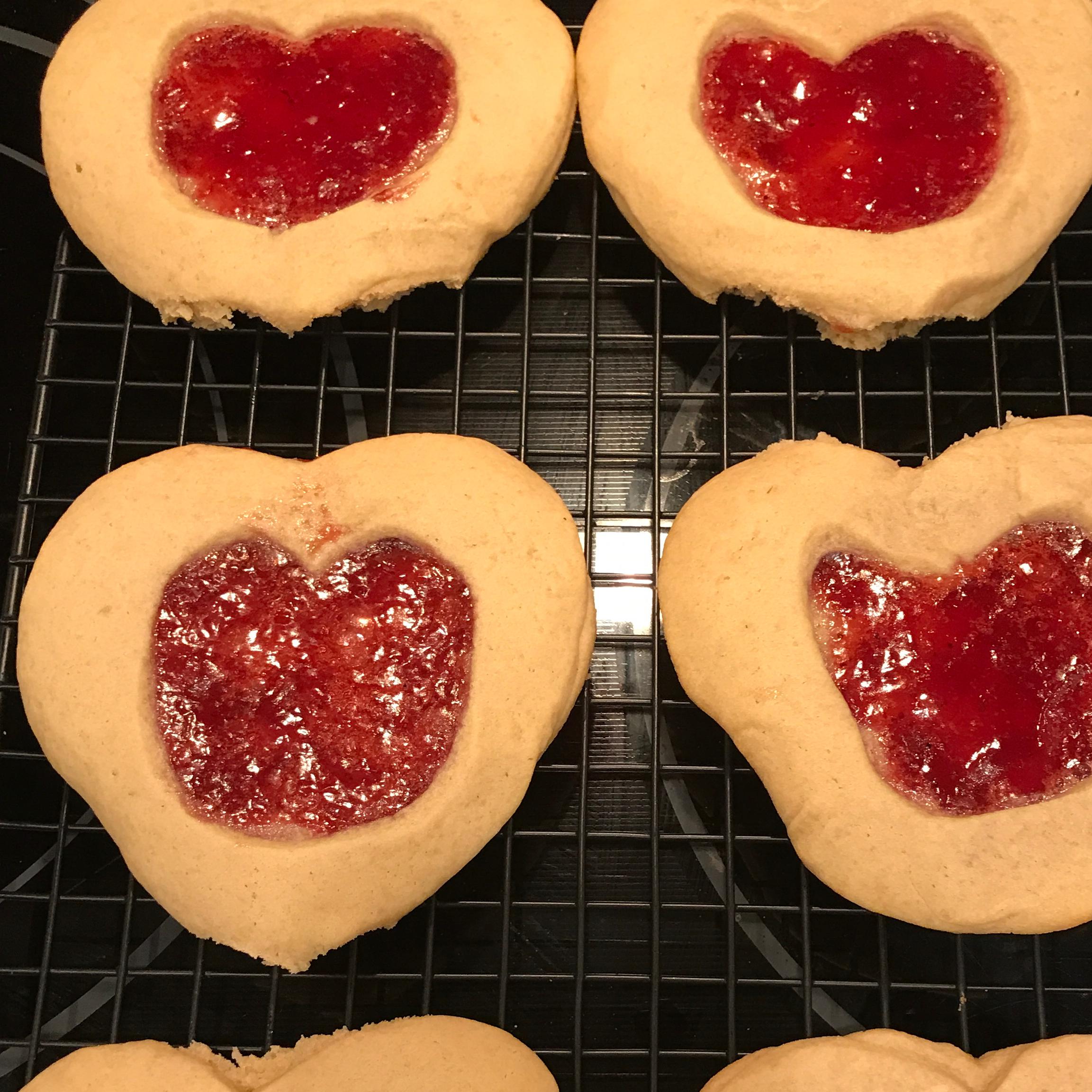 Plum Jam Cookies Chantel Keys Hull