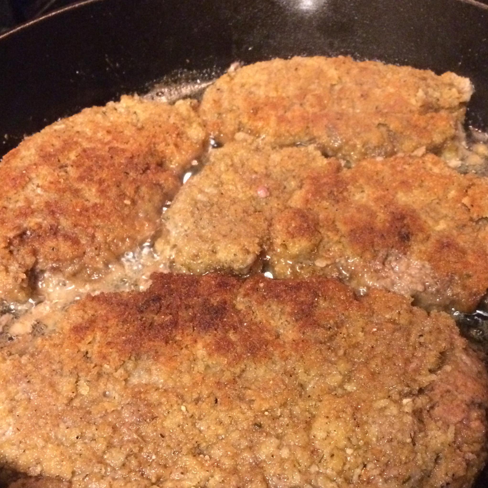 Chicken Fried Venison Steaks