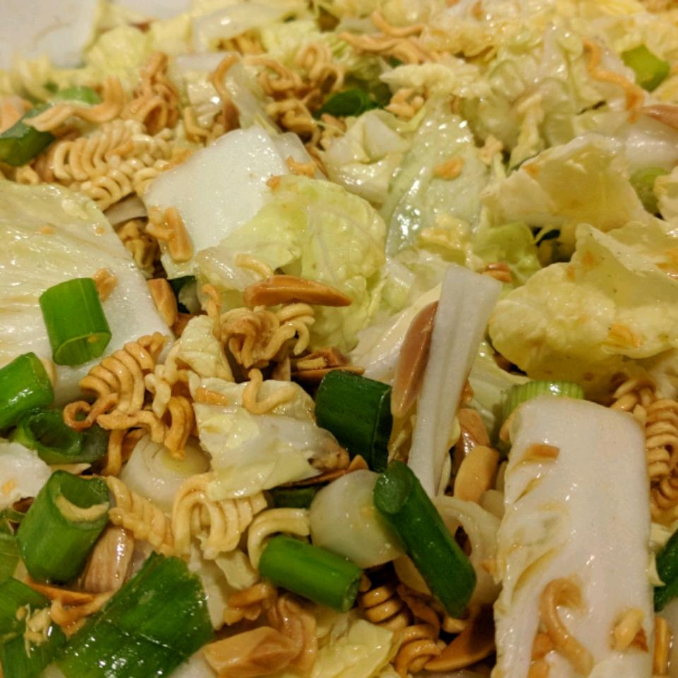 """Million Dollar"" Chinese Cabbage Salad Mary Zink"