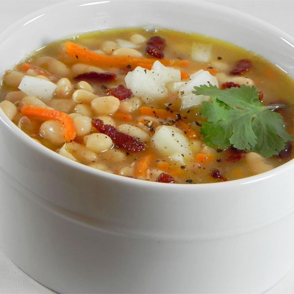 My Navy Bean Soup