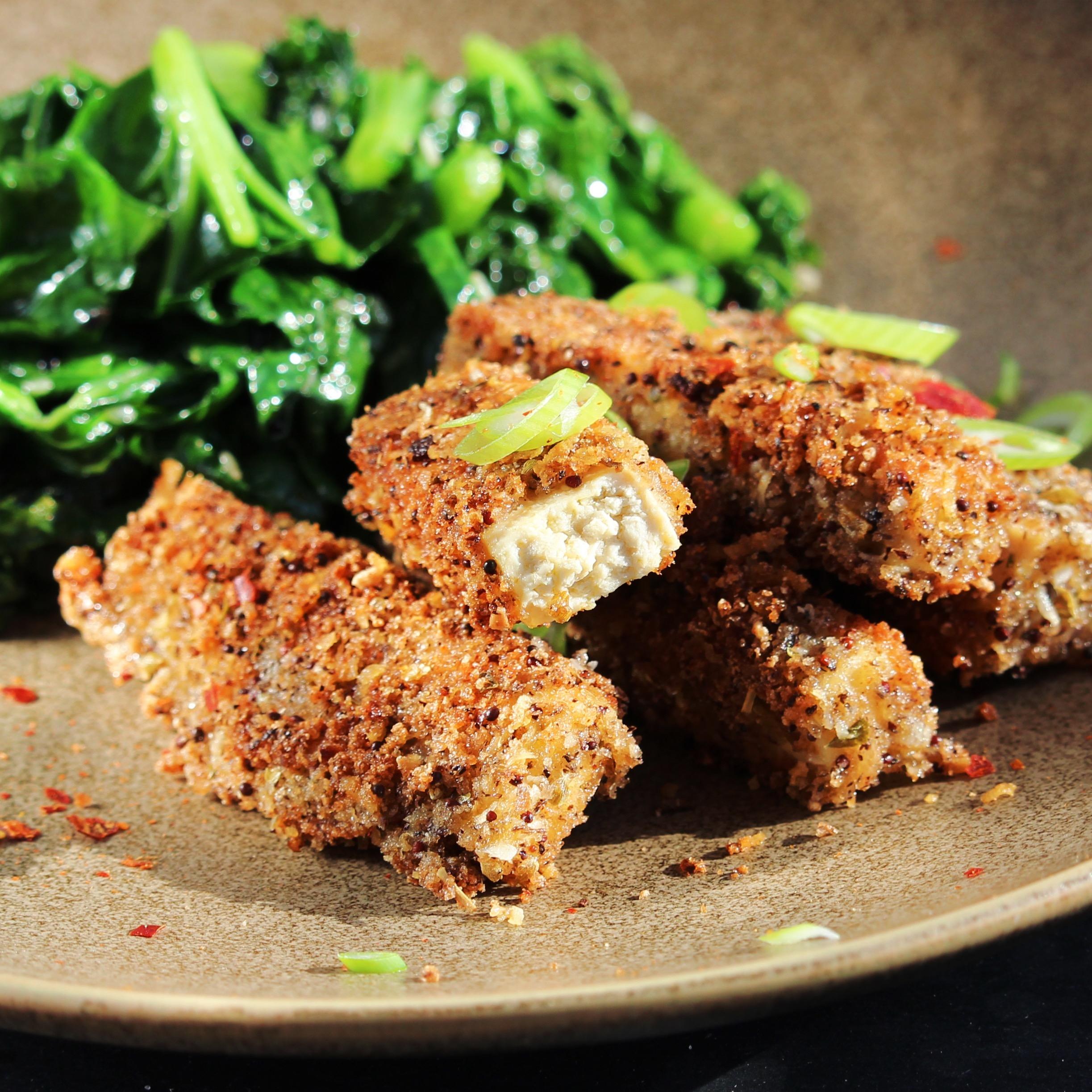 Tofu Nuggets kate