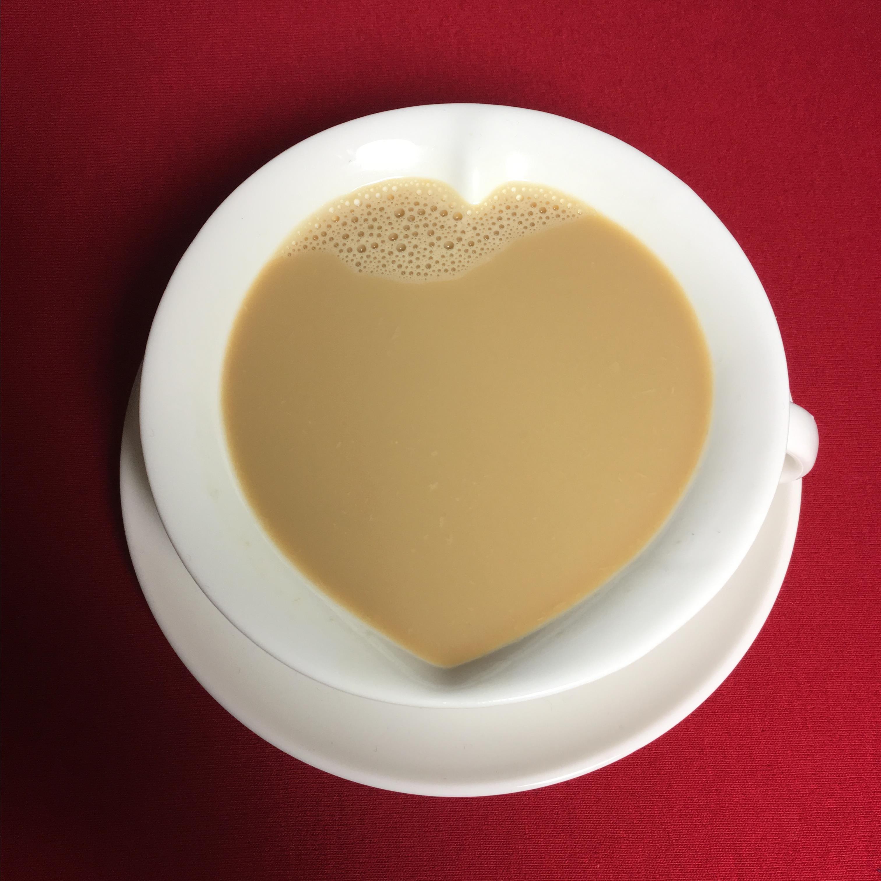 Homemade Caramel Latte Paula