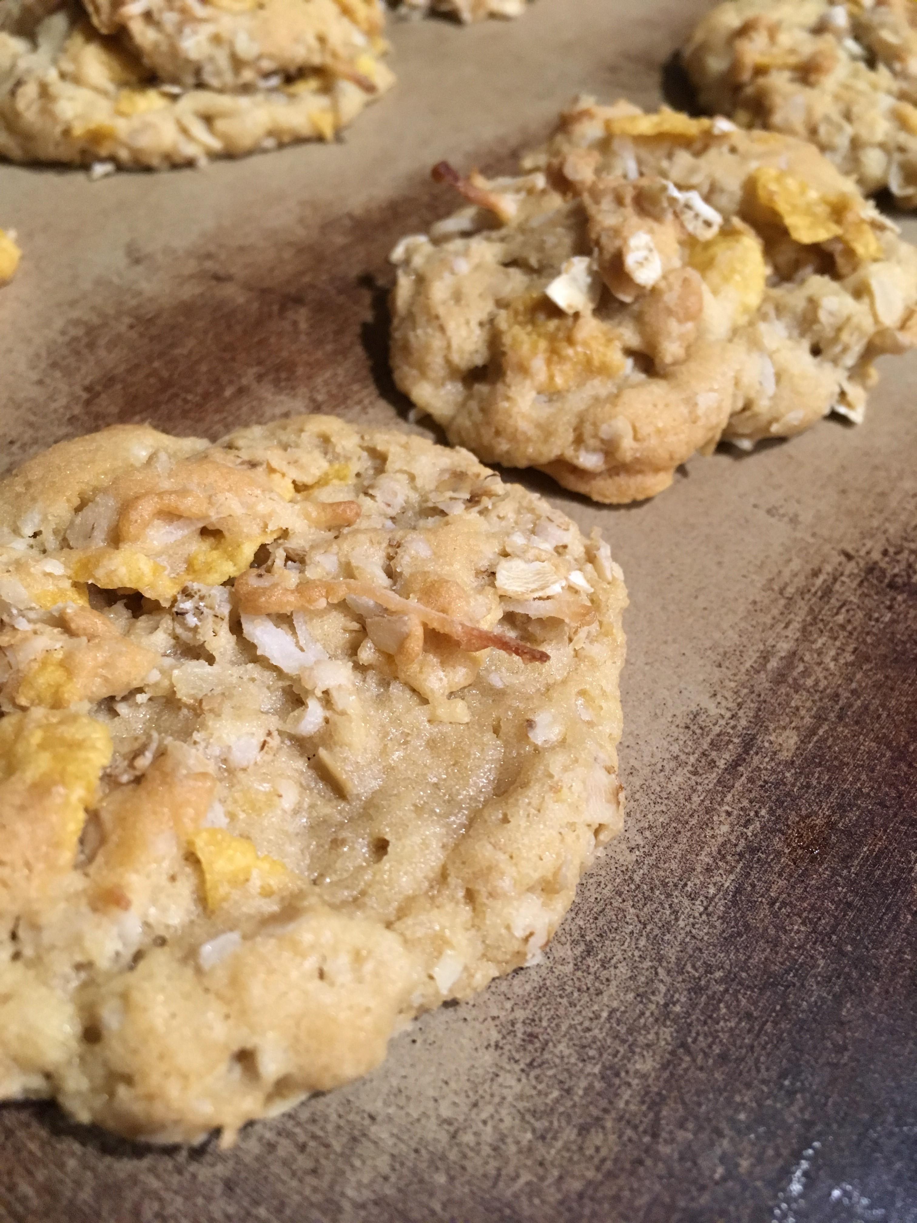 Mom's Ranger Cookies HurdBird