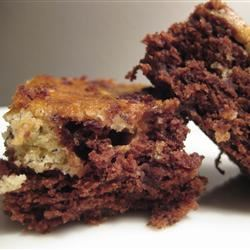 Cocoa Banana Bars