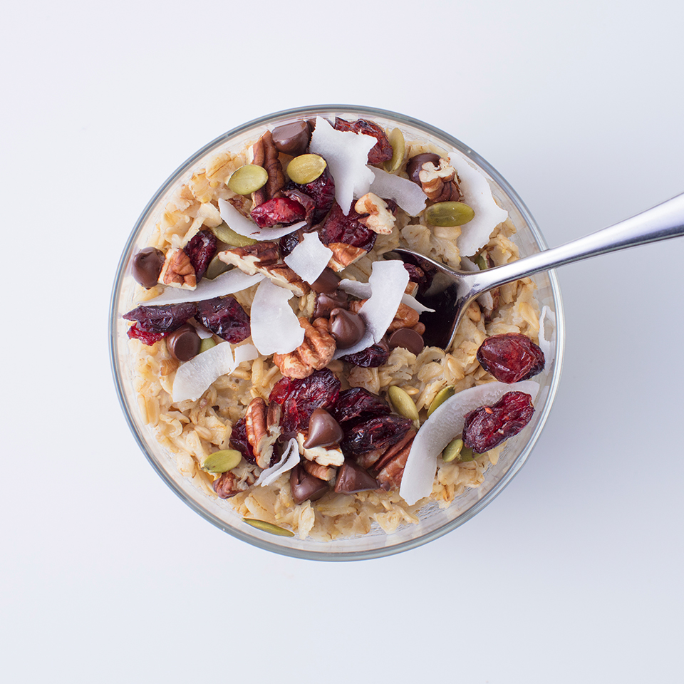 Trail Mix Oats