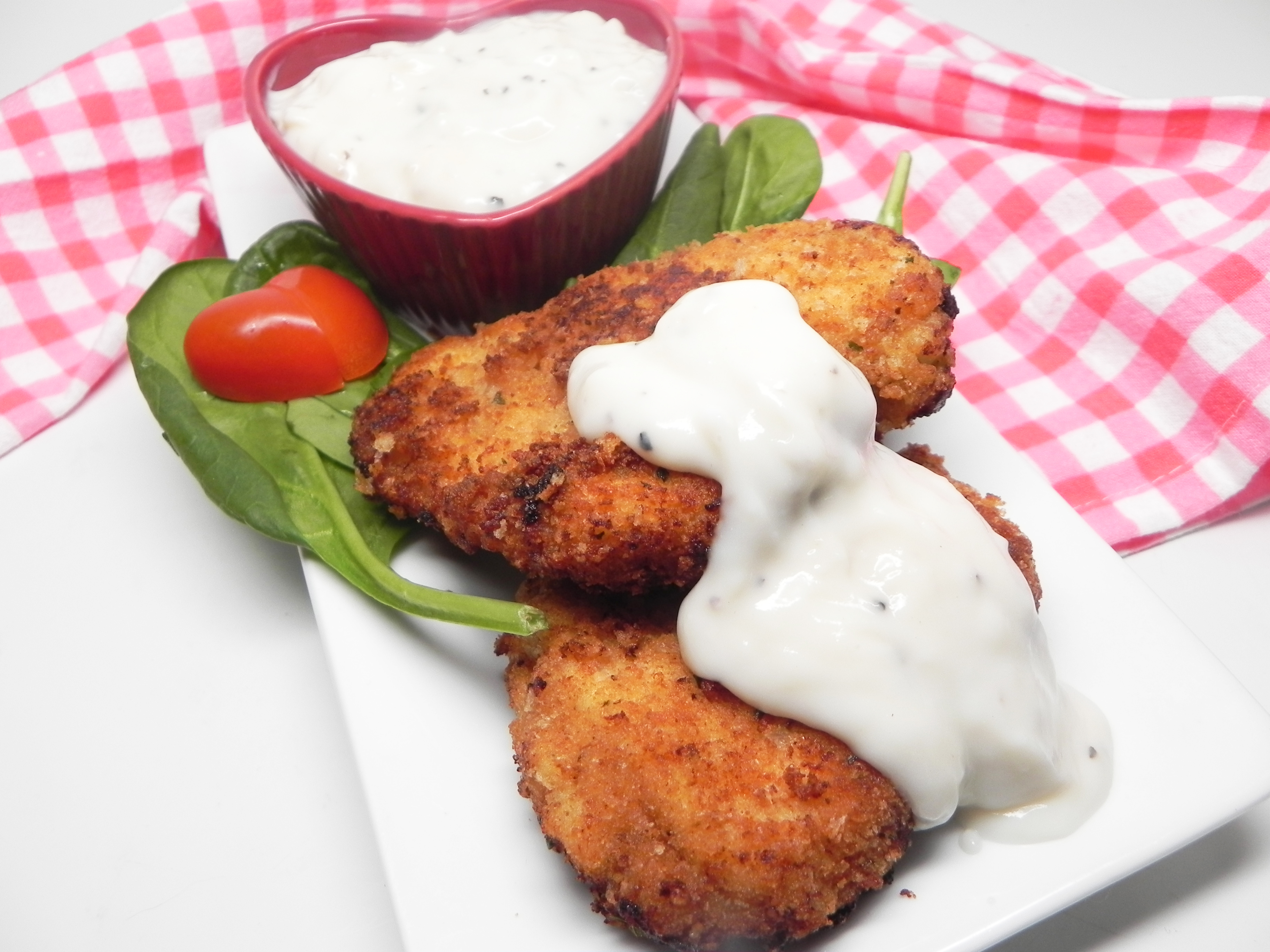 Old-Fashioned Chicken Cutlets