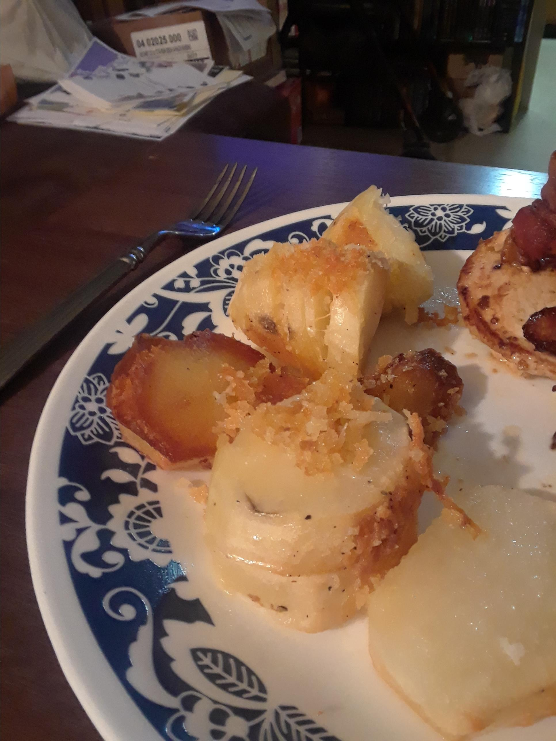 Hasselback Potatoes Maria Koch