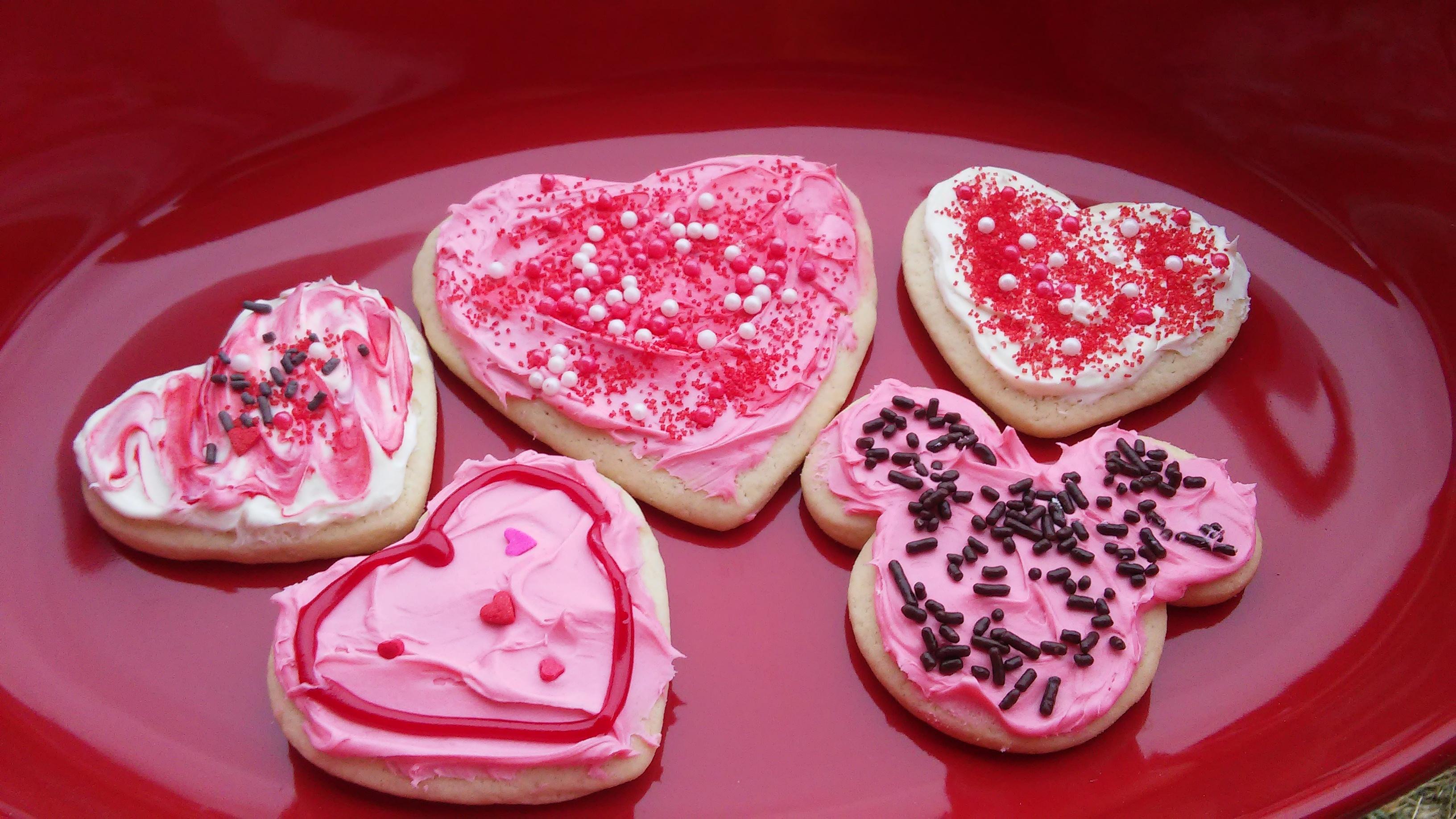 Soft Sugar Cookies V Eileen Sieger