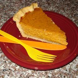 Pumpkin Pie III