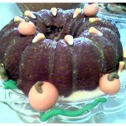 Honey Bun Cake I michael's brenda