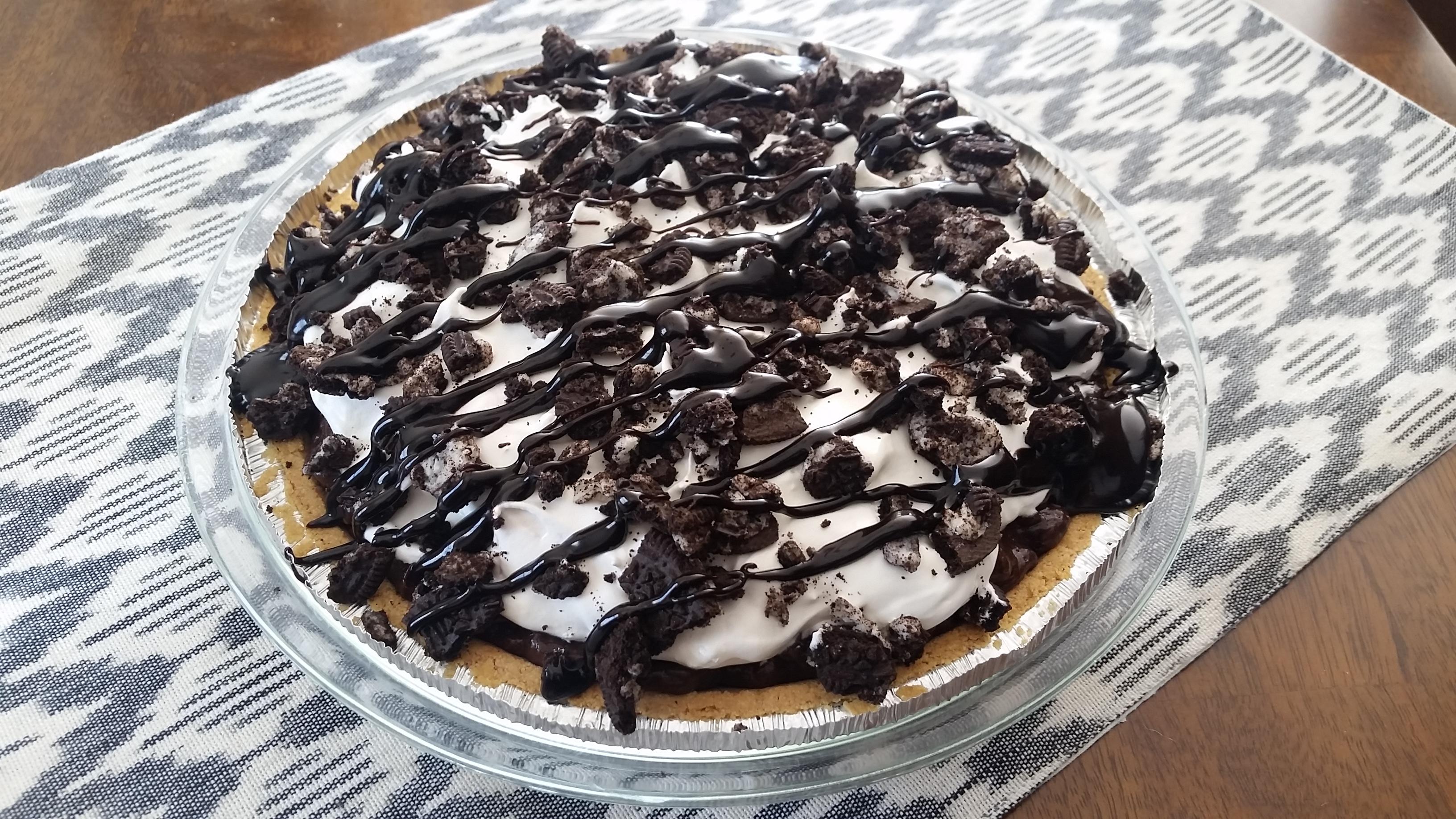 Oreo® Pie Mrs. Donaghy