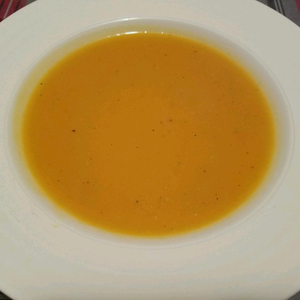 Butternut Squash Sweet Potato Soup Rina Scopacasa