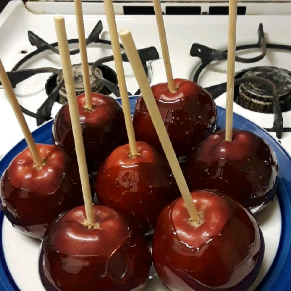 Candied Apples I Richard James III