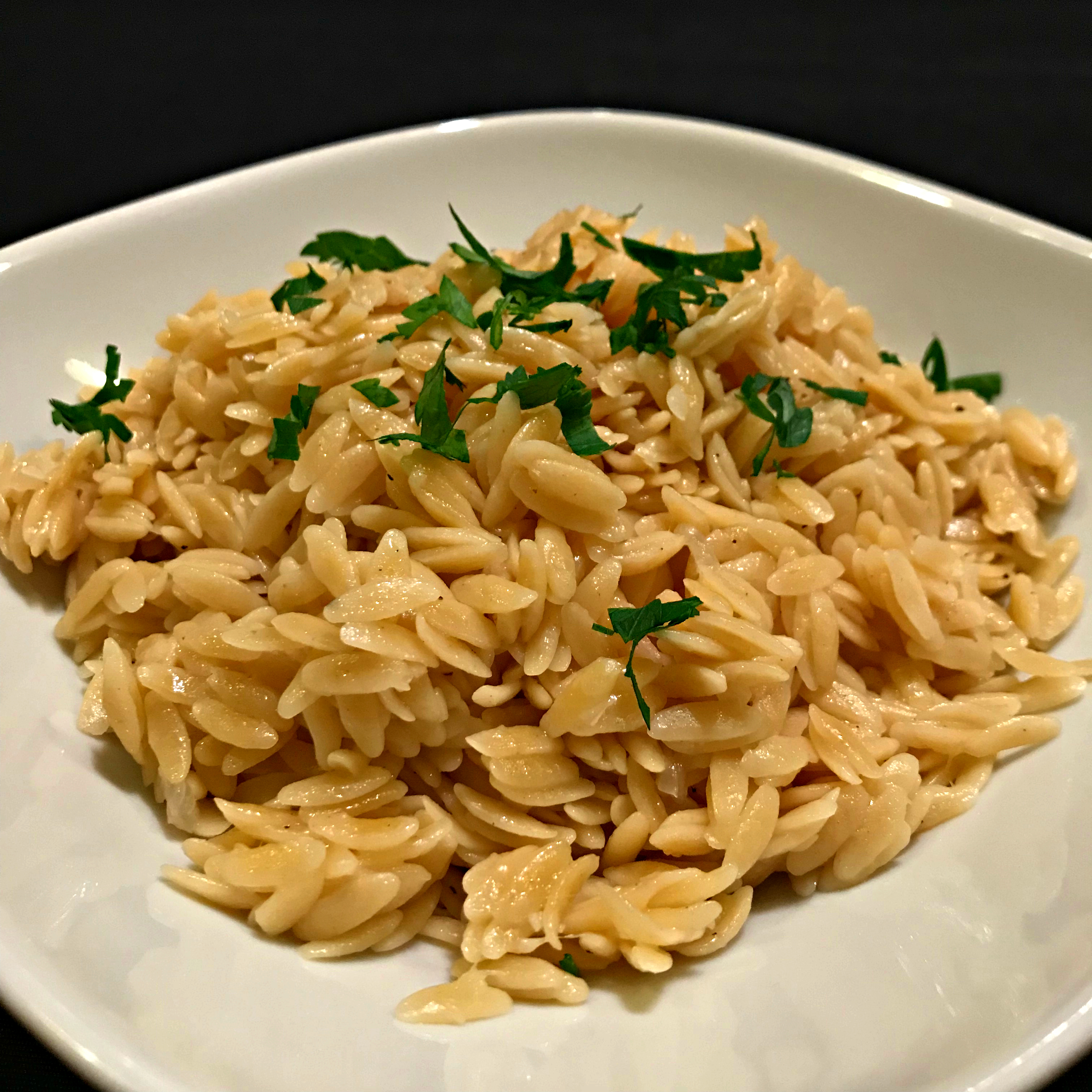 Delicious and Easy Mock Risotto Cynthia Clark