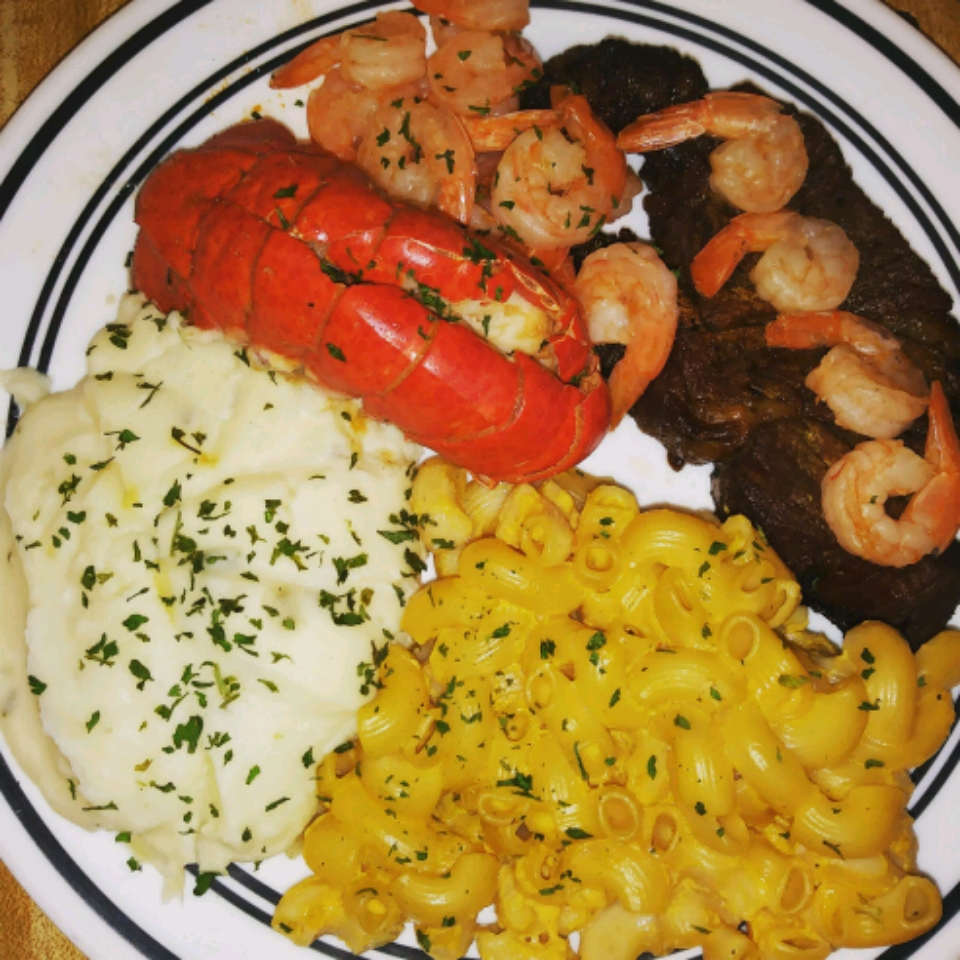 Surf and Turf for Two