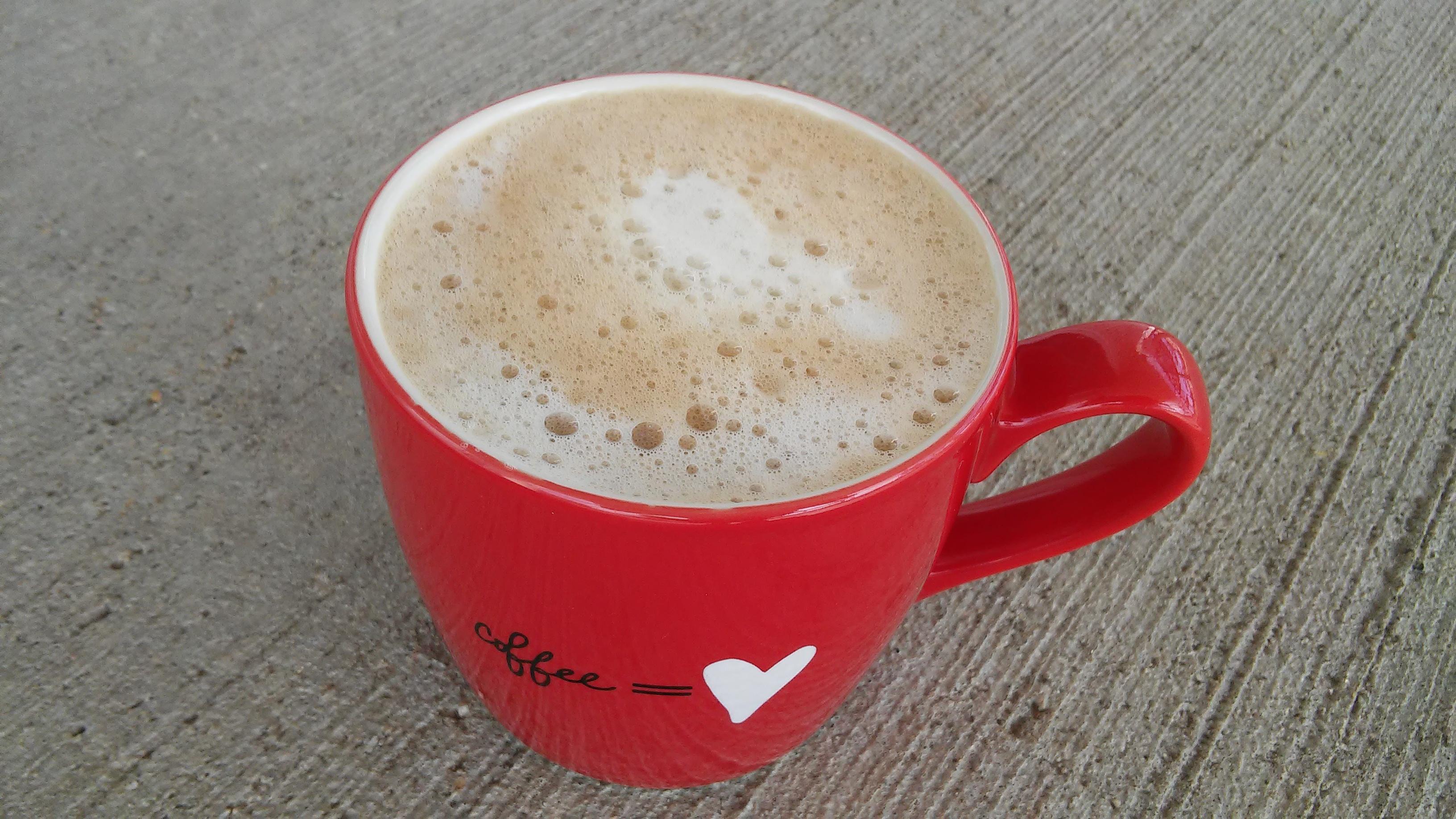 Homemade Caramel Latte Tammy Lynn