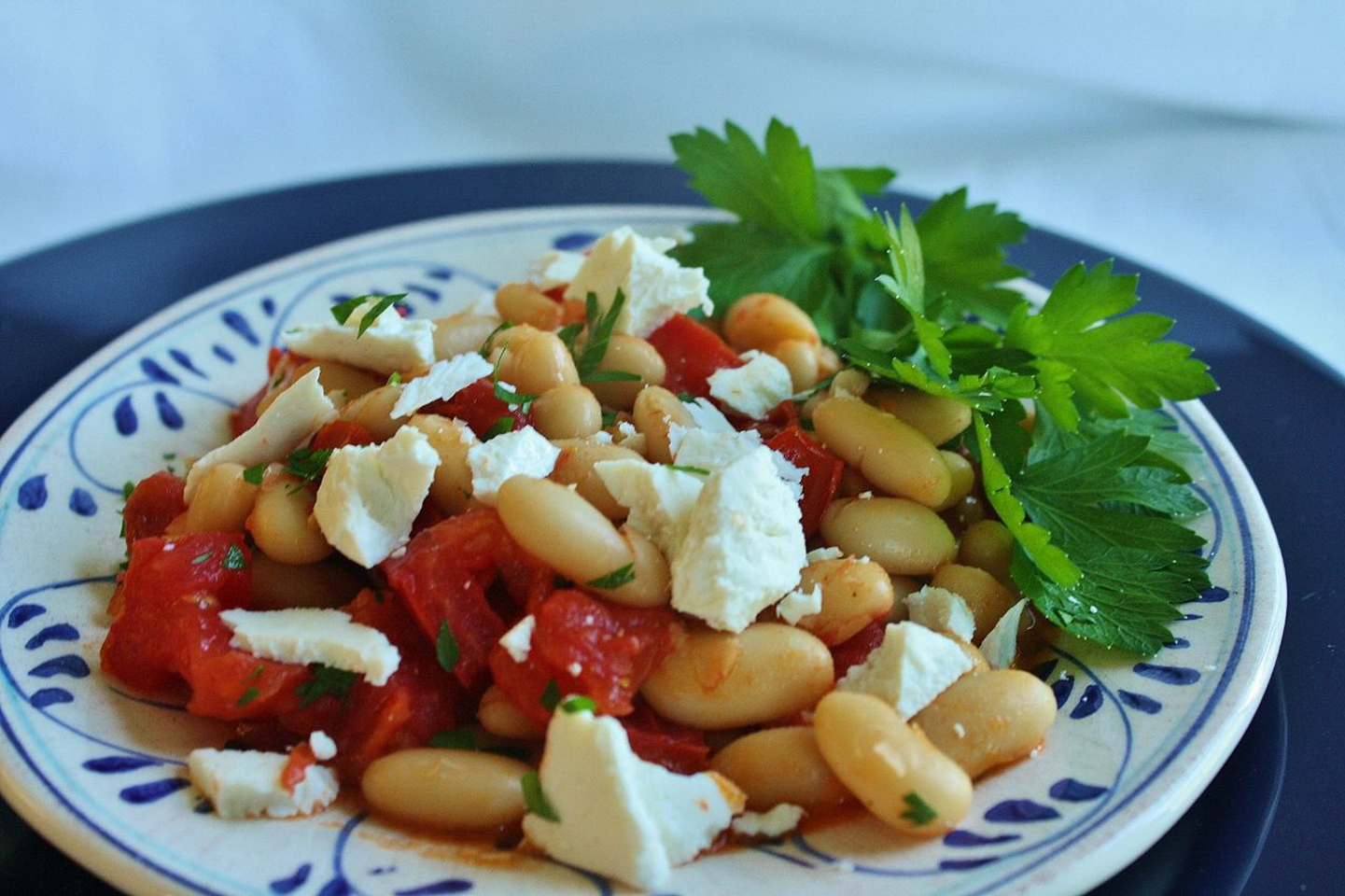 Tuscan Bean 'Goppel'