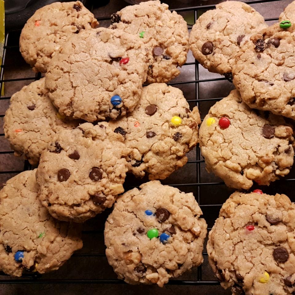 Applesauce Oatie Cookies Mercedes Meza