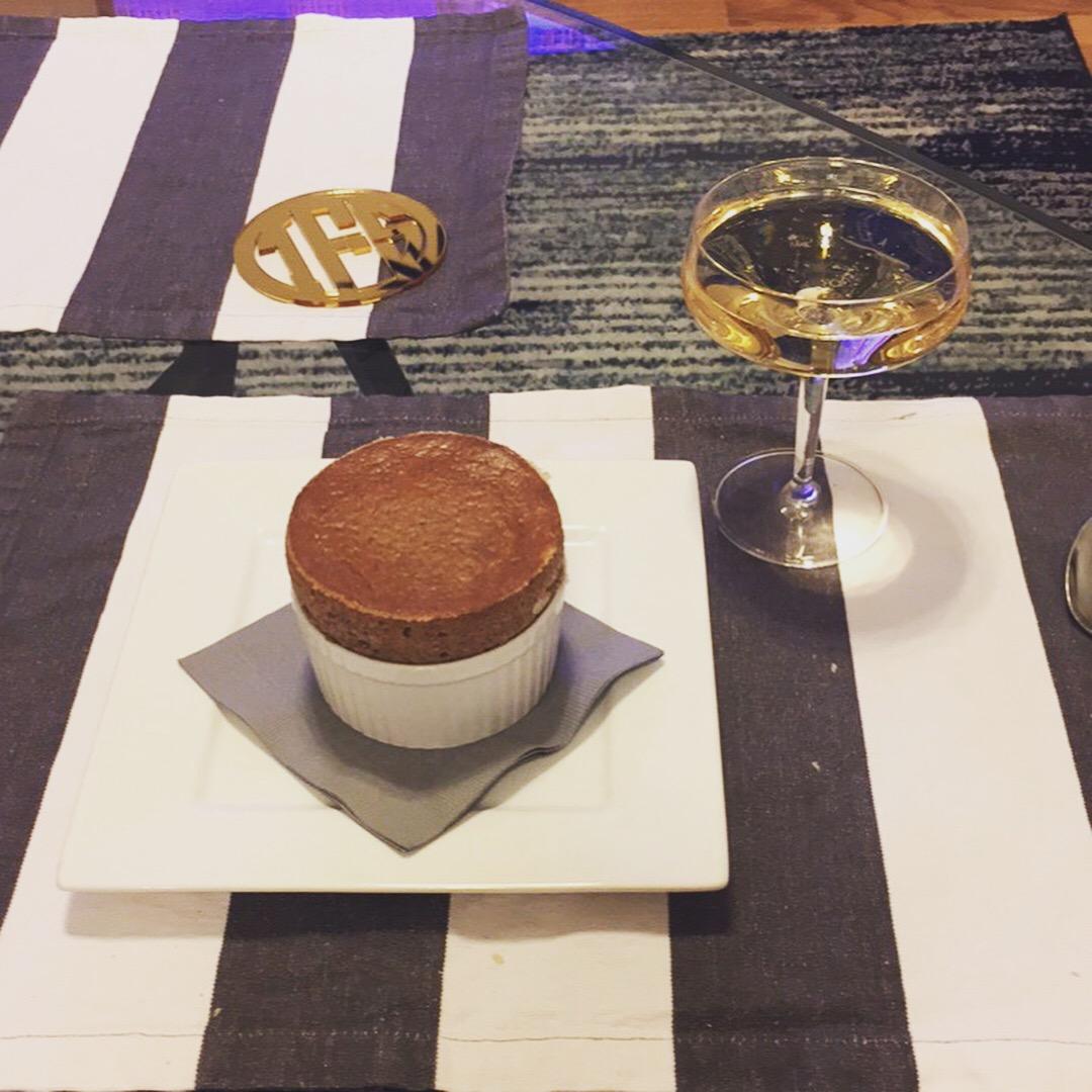 Chef John's Chocolate Souffle