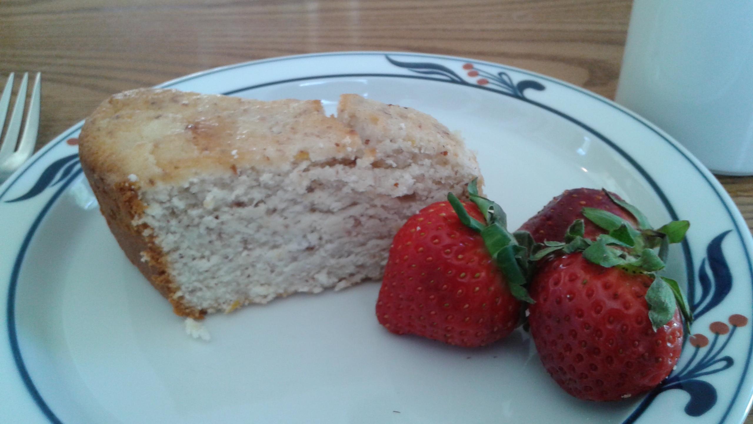 Almond Lemon Cake Marilyn
